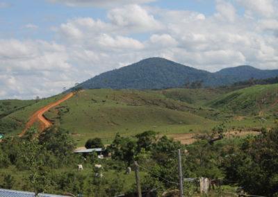 Montañas de la ZRC