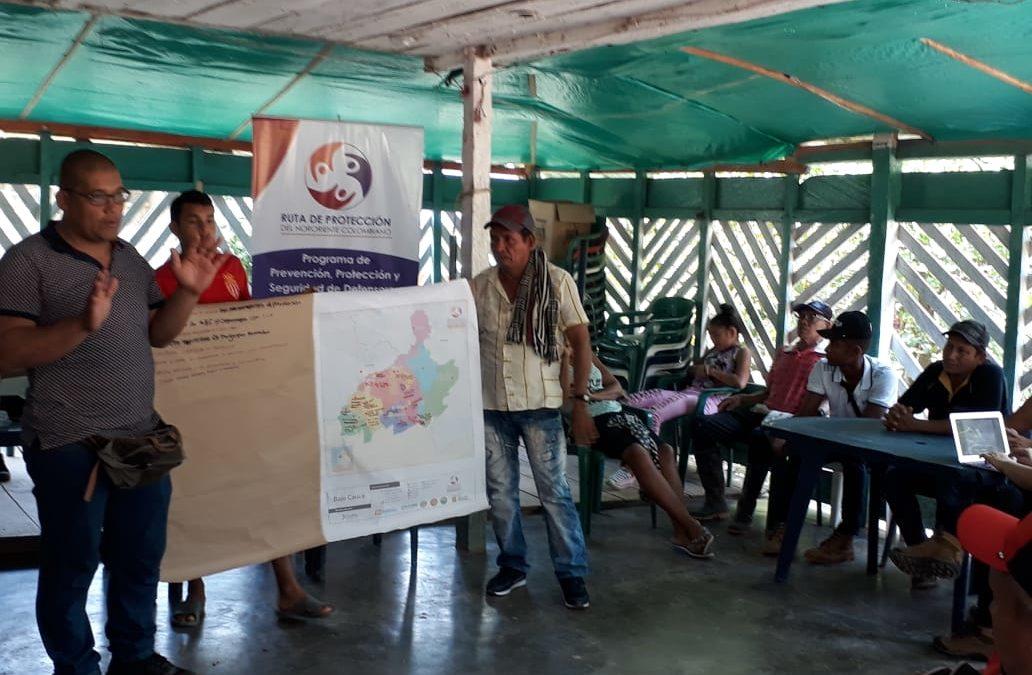 COMUNICADO: Ruta de Protección del Nororiente Colombiano