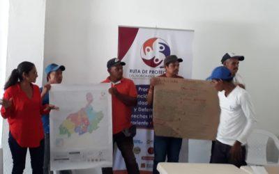 PROGRAMA DE PREVENCIÓN, PROTECCIÓN Y SEGURIDAD A DEFENSORES Y DEFENSORAS DE DDHH EN EL NORORIENTE COLOMBIANO
