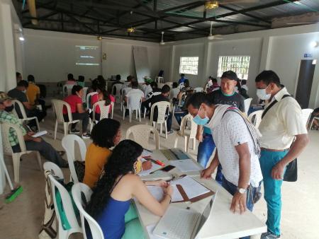 Asamblea N°25 de la Asociación Campesina del Valle del Río Cimitarra (ACVC)